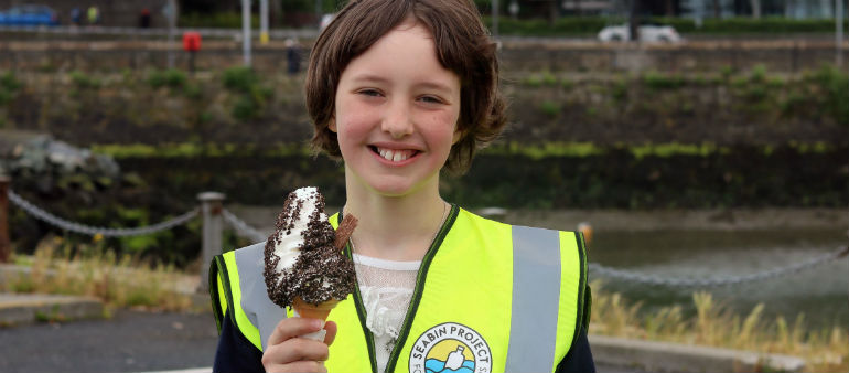 Dun Laoghaire Cleanup Campaign Launched