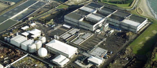 Plans For Ringsend Treatment Plant Lodged