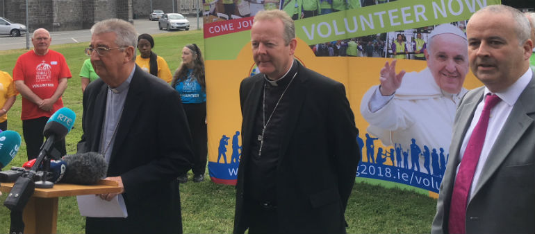 Pope To Visit Capuchin Day Centre