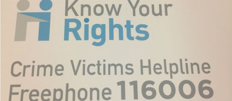 New Website For Crime Victims