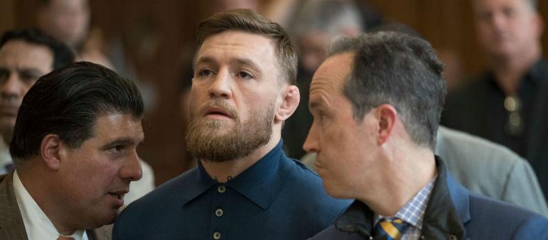 McGregor: 'I regret my actions'