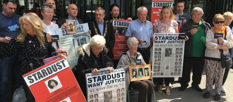 Stardust families call for fresh inquest