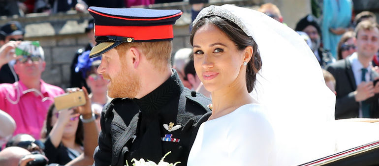 Harry And Meghan Coming To Dublin