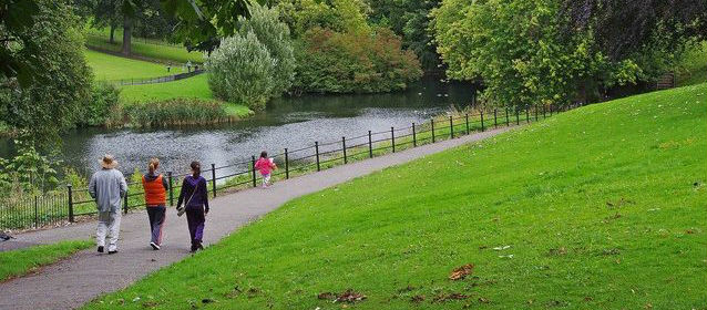 Plans for St Anne's Park put on hold