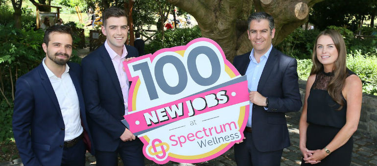 100 new jobs on the way to Dublin