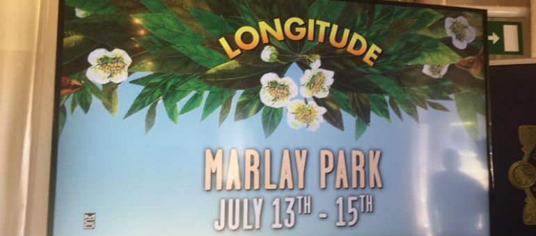 Marlay Park gears up for Longitude