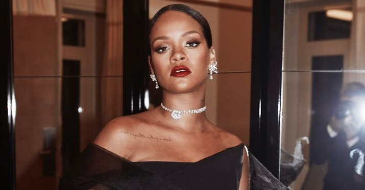 Rihanna fails to halt High Court case