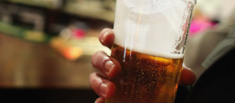 Alcohol Bill Clears Dail Hurdle