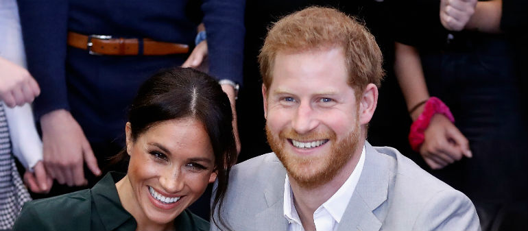 Harry And Megan Announce Baby News