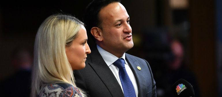 Varadkar Willing To Discuss May Plan