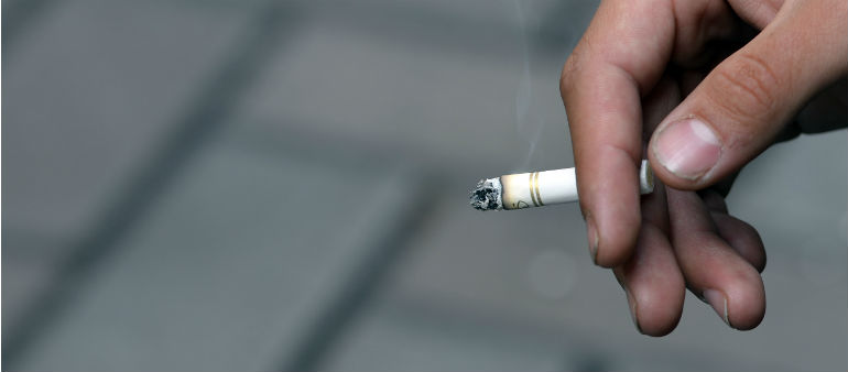 Drop In Number Of Smokers In Ireland