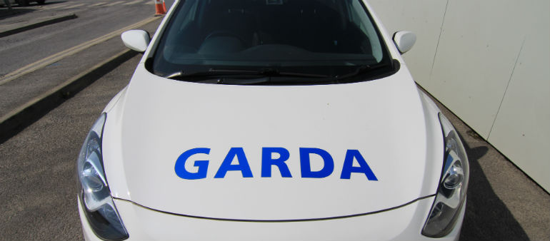 Garda Patrol Car Crashes In Dublin