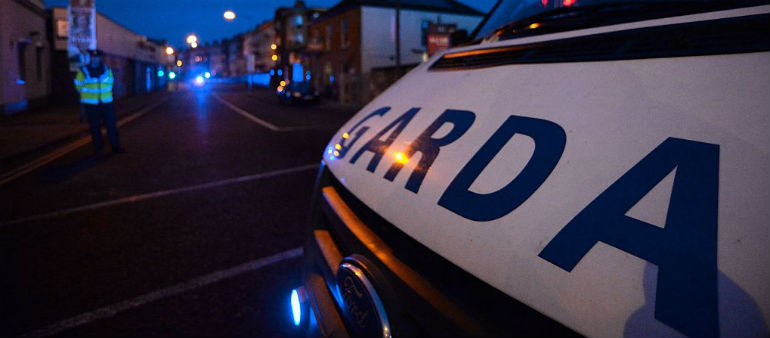 13 Held After Garda Raids