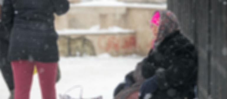 Garda Operation Targets Organised Begging