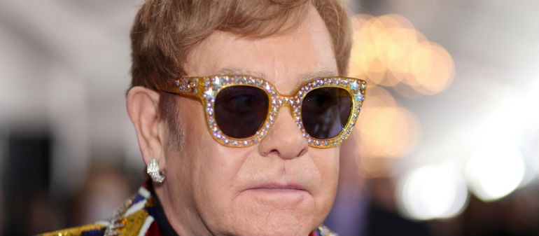Elton's Story Features In John Lewis Ad
