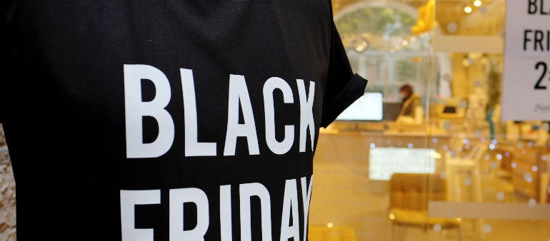 Shoppers Warned Over Black Friday Scams