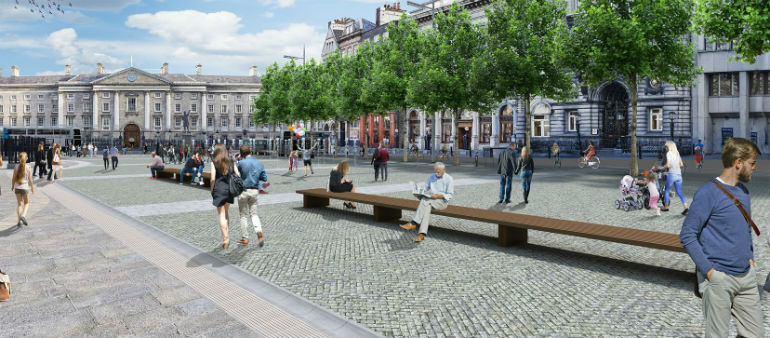 New Plaza Plan To Be Submitted