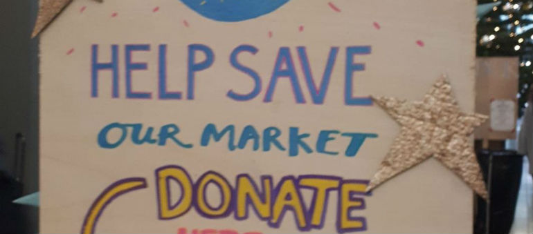 Plea to save Dublin markets