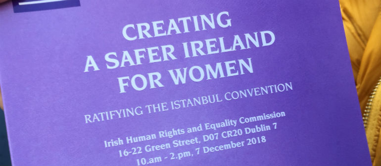 Seminar Told Of Violence Against Women