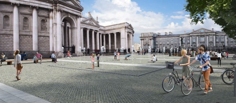 Council Spent Over €630,000 On Plaza Design