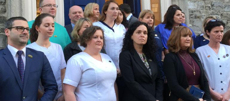 Concern Grows Over Planned Nurses Strike