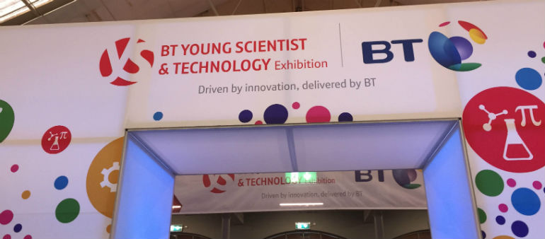 Thousands descend on RDS for BT Young Scientist and Technology Exhibition