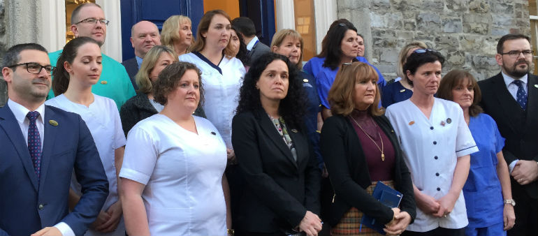 SF Says Nurses' Concerns Can Be Addressed