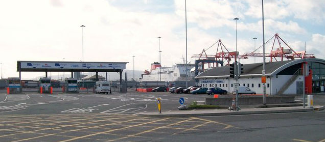2M Cigarettes Seized At Dublin Port