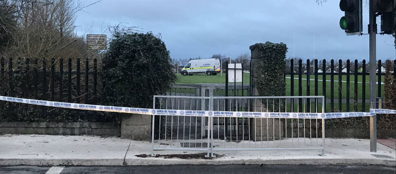 Witnesses sought to west Dublin shooting