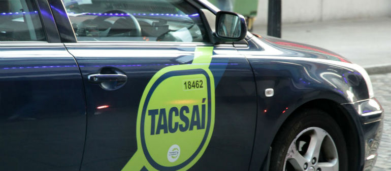 Taxi driver robbed at knifepoint in Tallaght