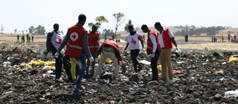 One Irish person among victims of Ethiopian Airlines crash