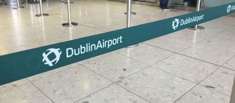 Public order offences at Dublin Airport on the rise