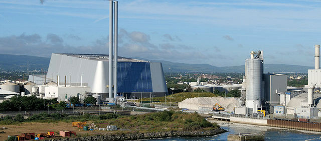 Irish Water says sorry for sewage spill
