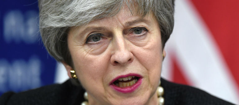 May Secures Backstop Guarantee