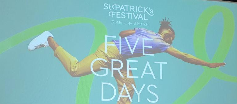 St. Patrick's Festival Kicks Off