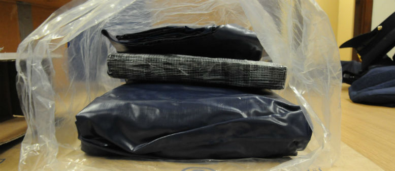 Gardaí Seize €600,000 of Suspected Cocaine