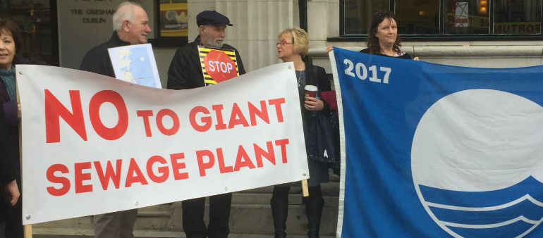 'Monster' Plant Sparks Protest