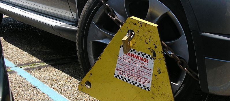 Hundreds Of Drivers Win Clamping Appeals