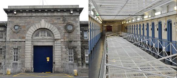 Dublin GAA teaches coaching skills at Mountjoy Prison