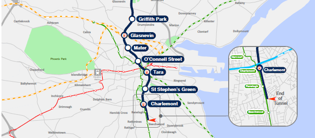 Campaigners Hold Information Day After Townsend Street Metro Plans Confirmed