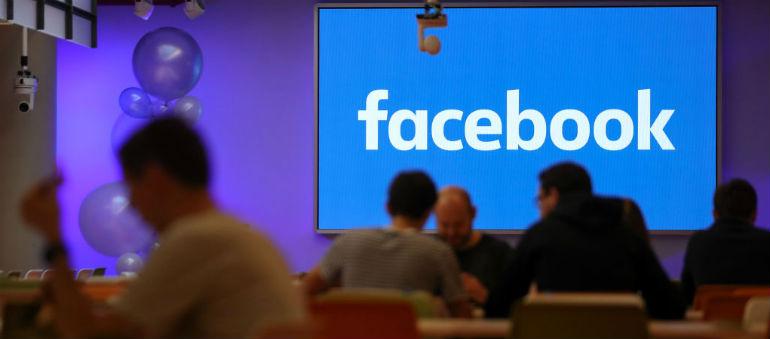 Facebook Boss In Dublin