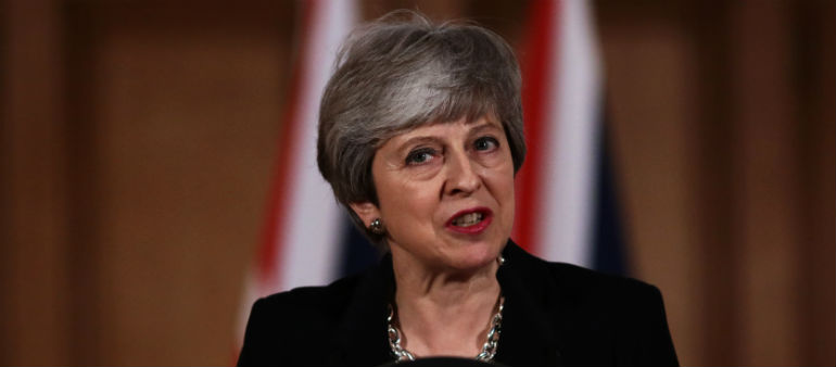 May To Seek Further Extension