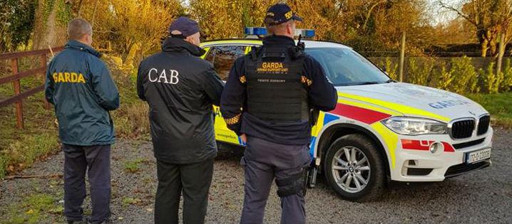 CAB Raids Target International Crime Gang