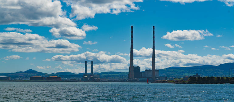 Tower touted for Poolbeg