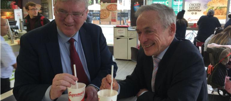 Fast Food Firm Bans Plastic Straws
