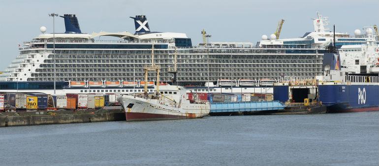 Fears over future of Dublin Port