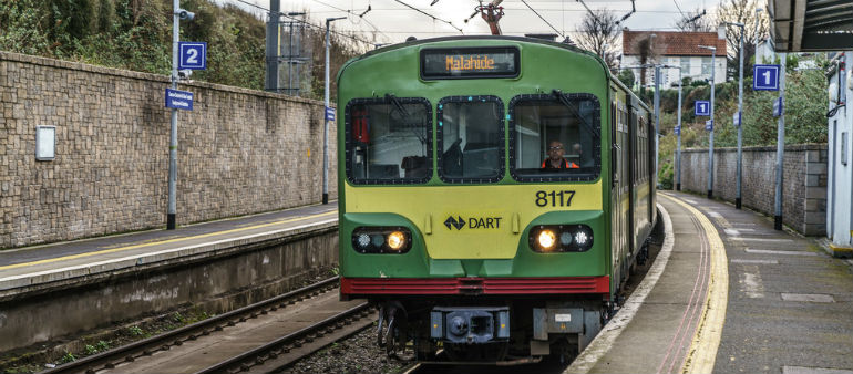Complaints about Irish Rail passengers on the rise