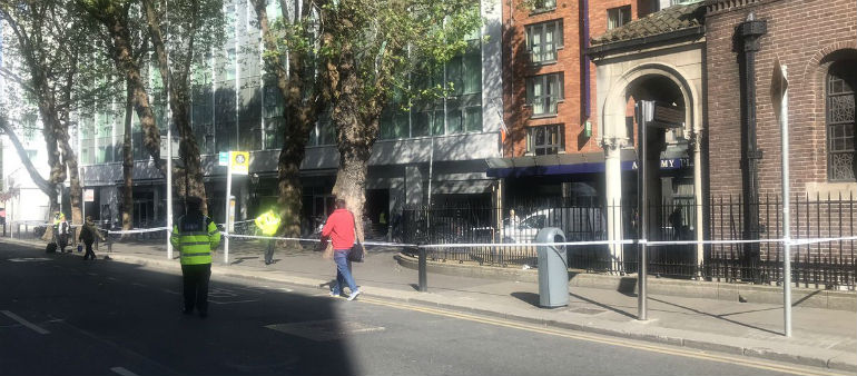 O'Connell Street stabbing victim identified