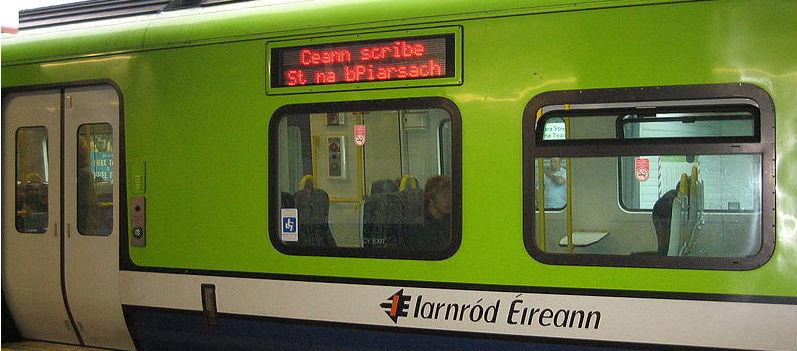 Irish Rail Slam Racial Abuse Incident On Train