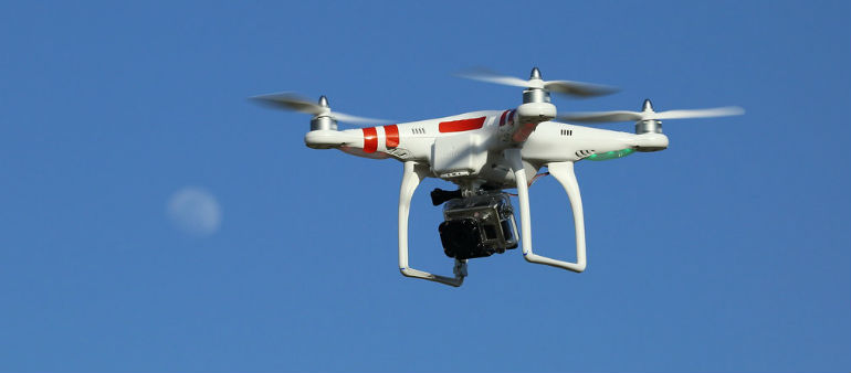 Drone delivery to be rolled out for fast food in Dublin